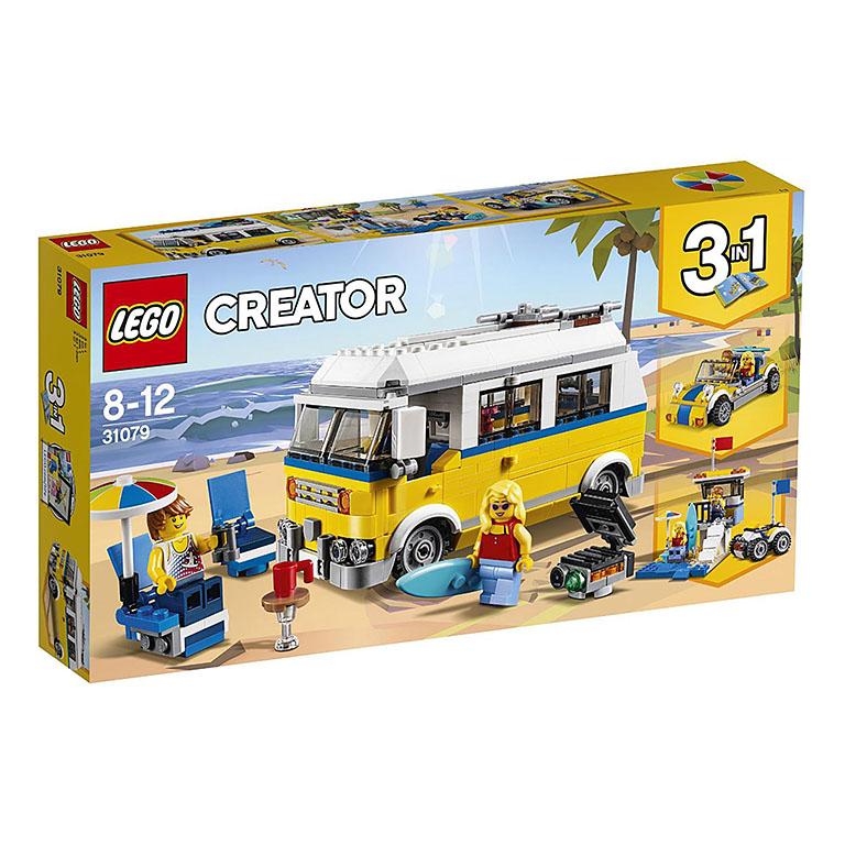 "31079 Creator ""Фургон сёрферов"""