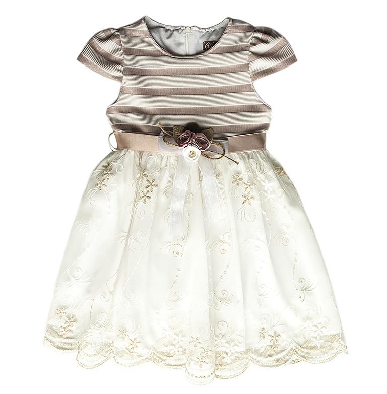 Платье 8158 (3-6лет)