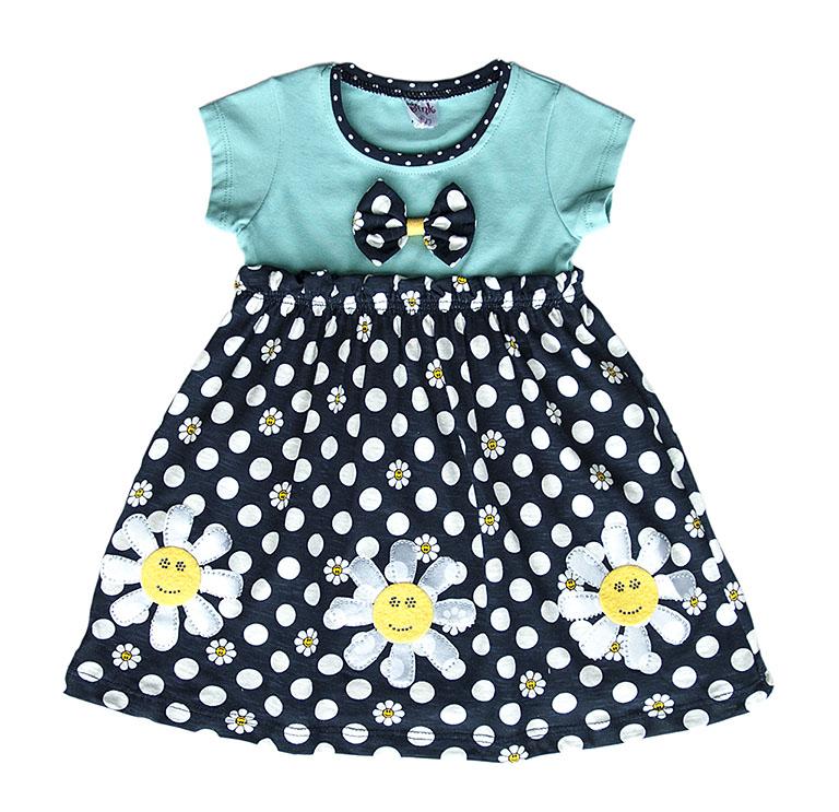 Платье 9025 (2-5лет)