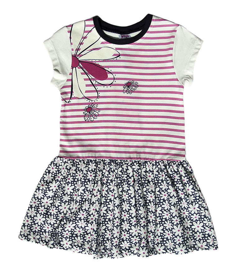 Платье 7048 2-5 лет