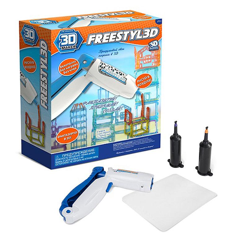 91002 3D-ручка для создания объемных моделей FreestylE
