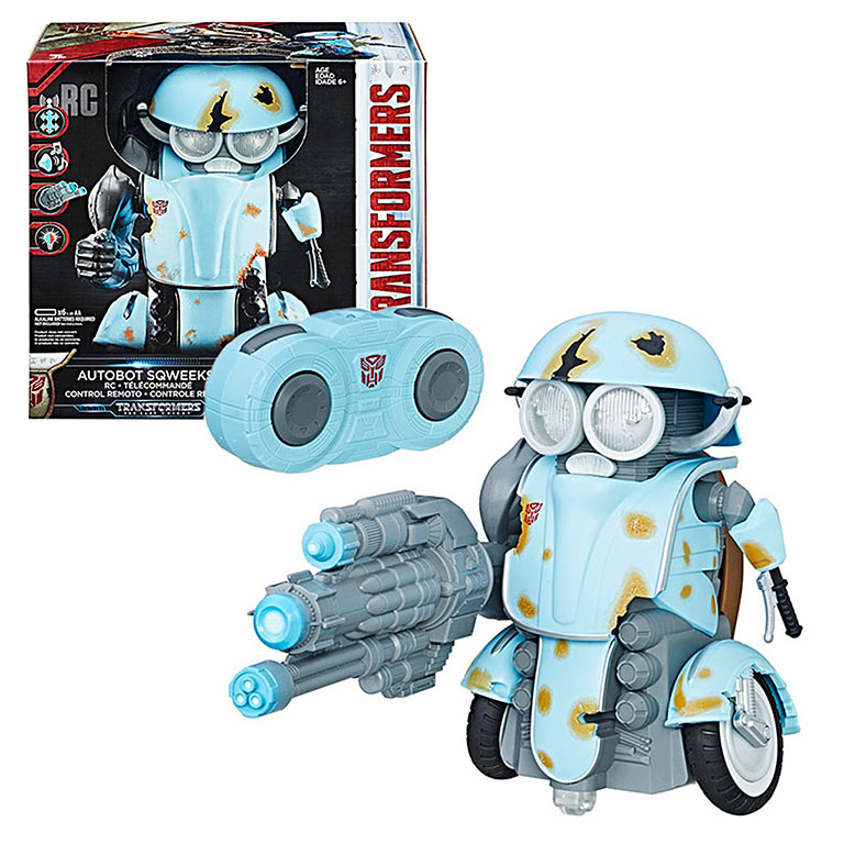 0935 Трансформеры: Робот на дист управлении
