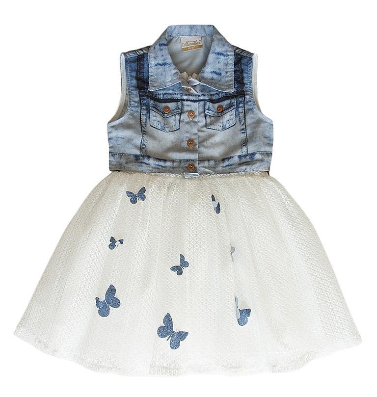 Платье 3735 (2-5лет)