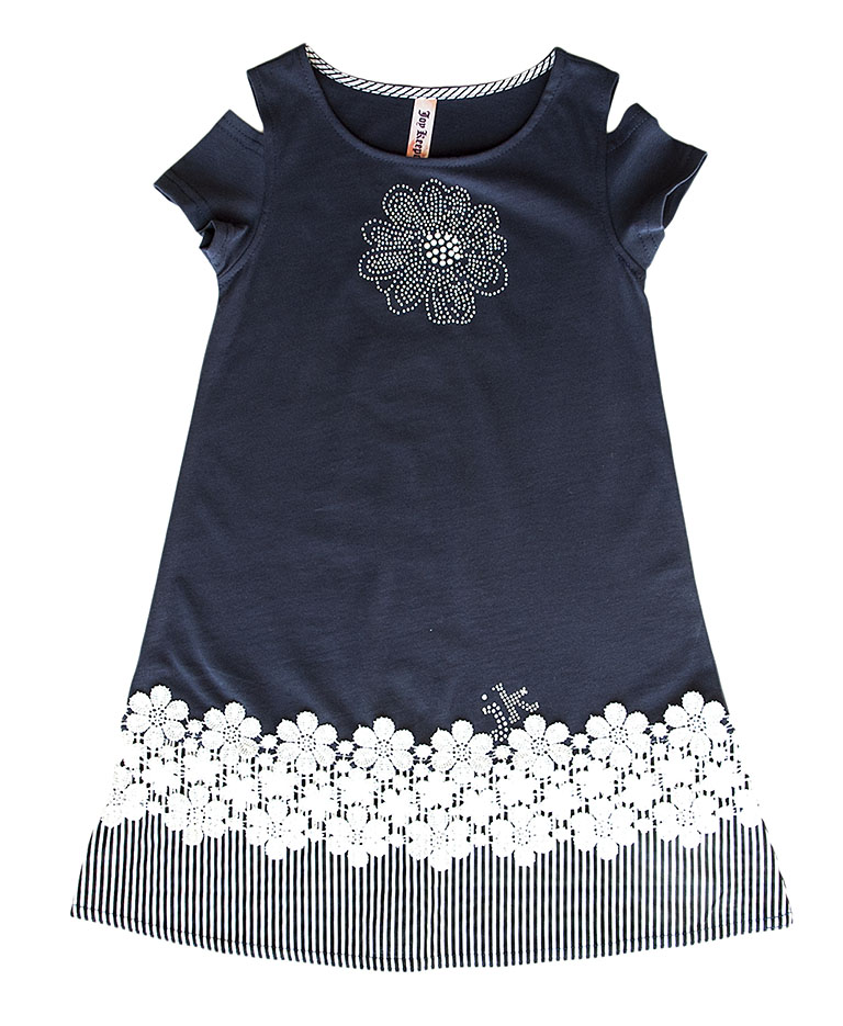 Платье 2391 (7-10лет)