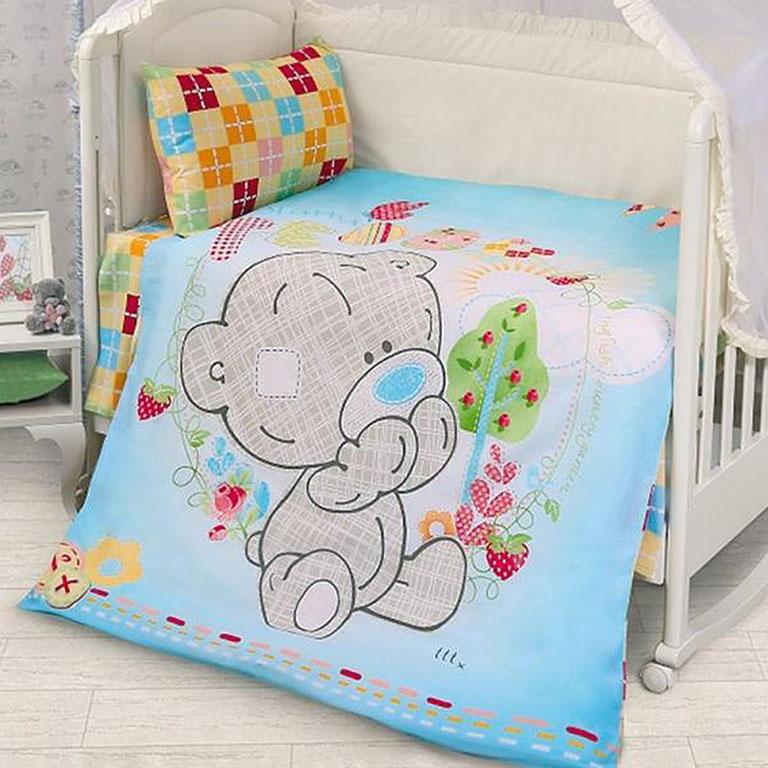 521103 КПБ детский (Teddy baby) н(1)40*60 малыш