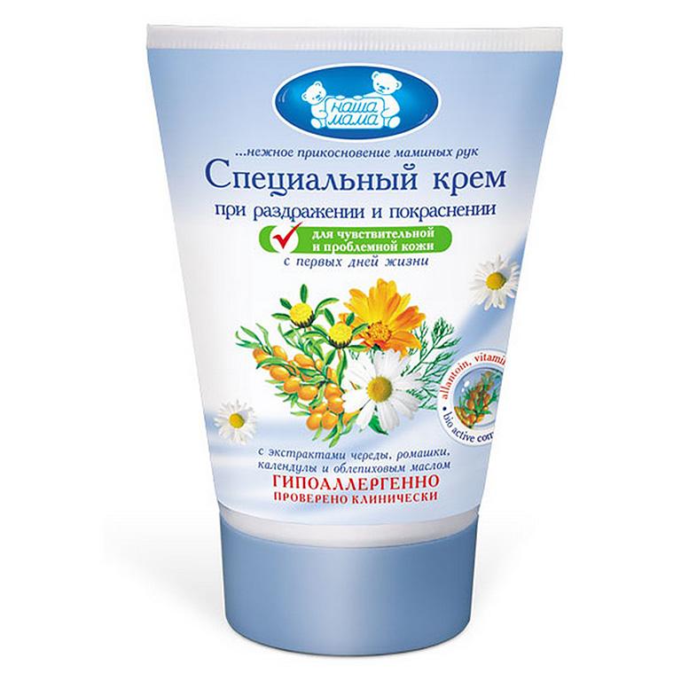 НАША МАМА Крем спец для проблемной чувствительной кожи, 100 мл