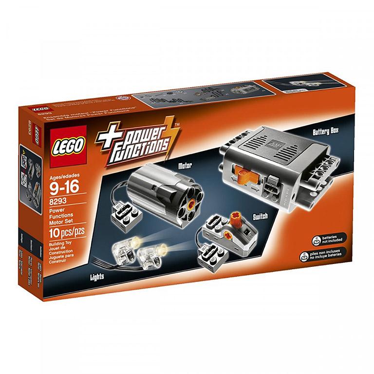"8293 TECHNIC ""Мотор Power Functions"""