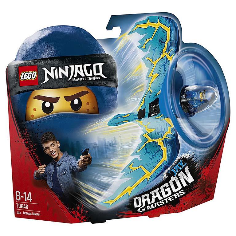 """70646 Ninjago """"Джей — Мастер дракона"""""""