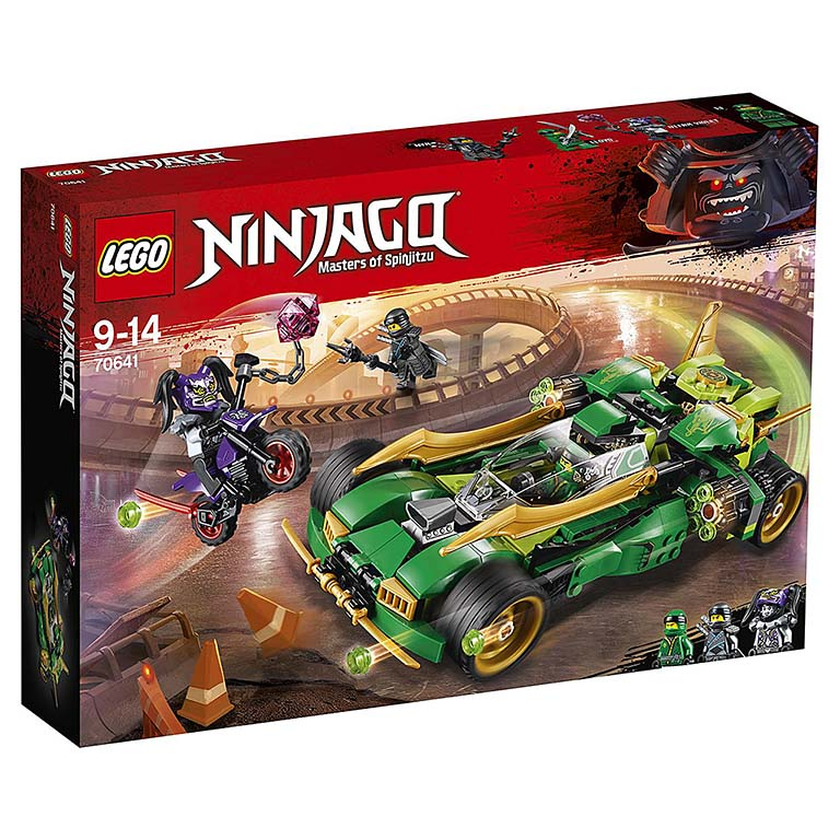 "70641 Ninjago ""Ночной вездеход ниндзя"""