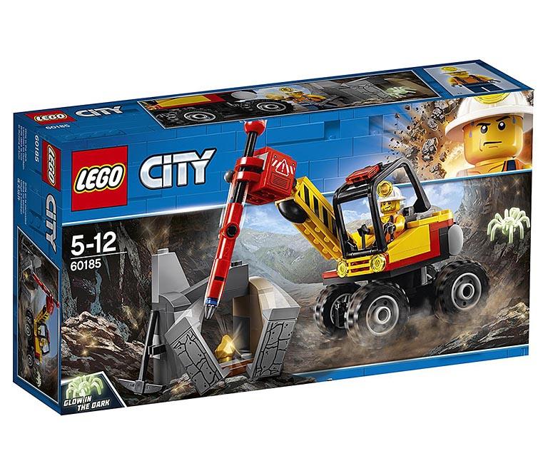 """60185 CITY """"Трактор для горных работ"""""""