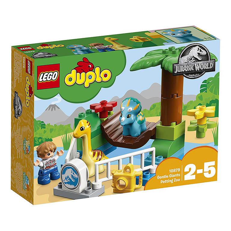 "10879 DUPLO Jurassic World ""Парк динозавров"""