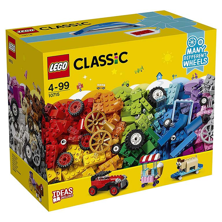 "10715 CLASSIC ""Модели на колёсах"""