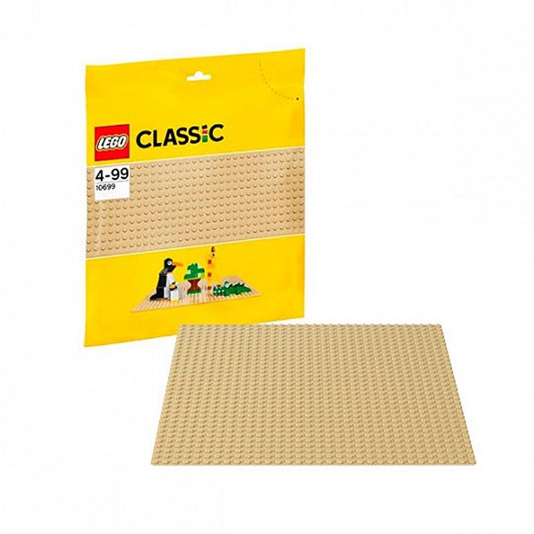 10699 Classic Строительная пластина желтого цвета