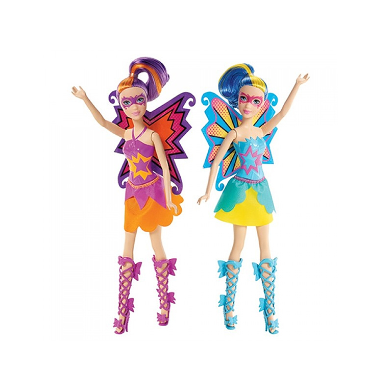 CDY65 Кукла супер подружки  Супер-принцесса Barbie