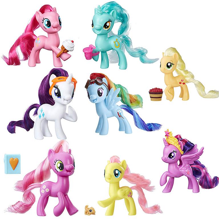 8924В Игрушка Hasbro MLP Пони-подружки