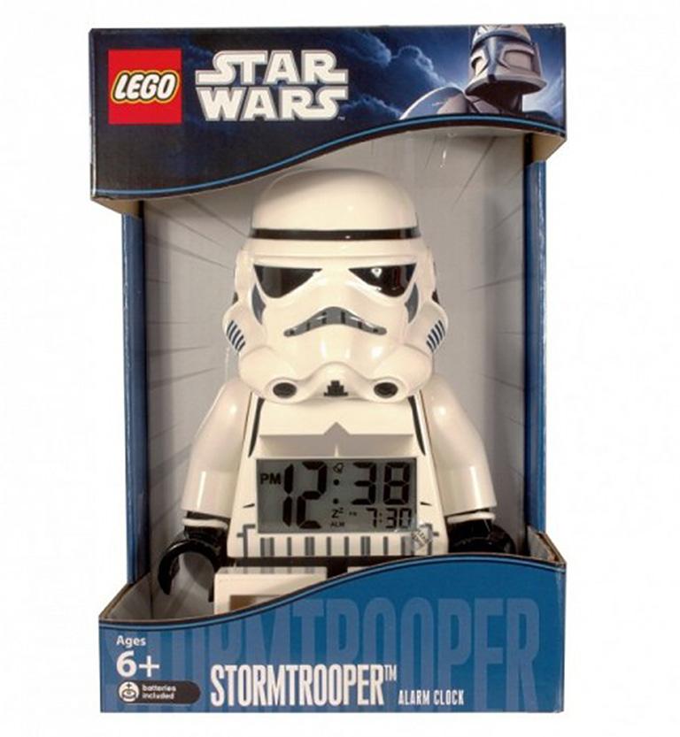 9002137 Lego Будильник Звездные войны Шторм Трупер