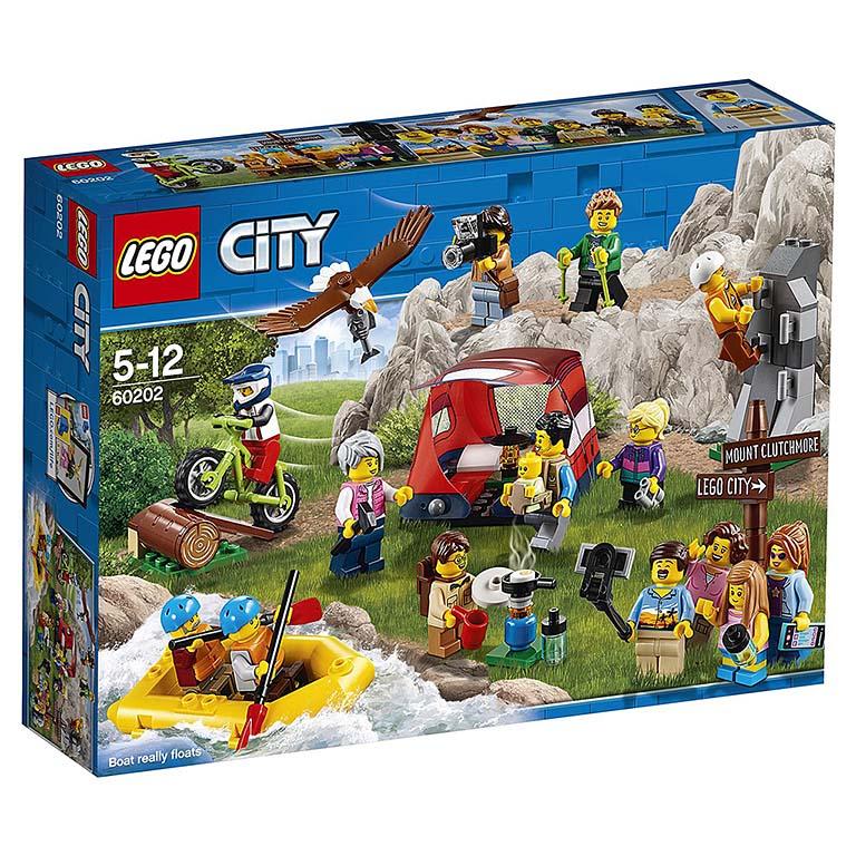 """60202 CITY """"Любители активного отдыха"""""""