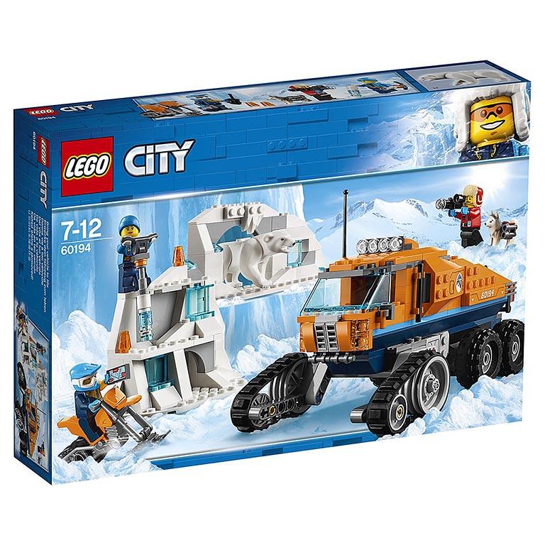 """60194 CITY """"Грузовик ледовой разведки"""""""