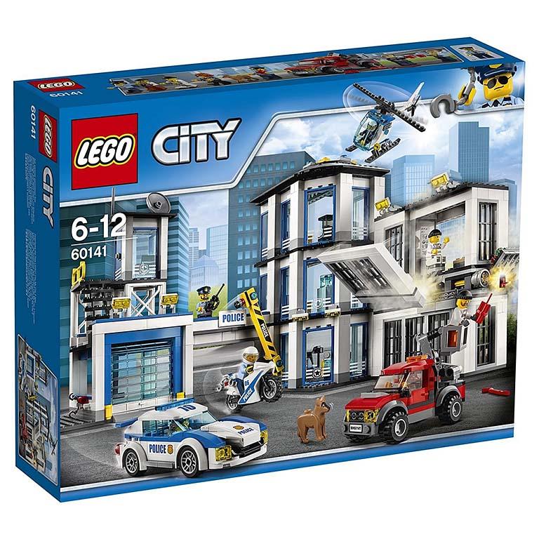"""60141 CITY """"Полицейский участок"""""""