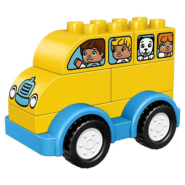 """10851 DUPLO """"Мой первый автобус"""""""