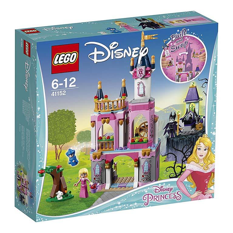 """41152 Disney Princess """"Сказочный замок Спящей Красавицы"""""""
