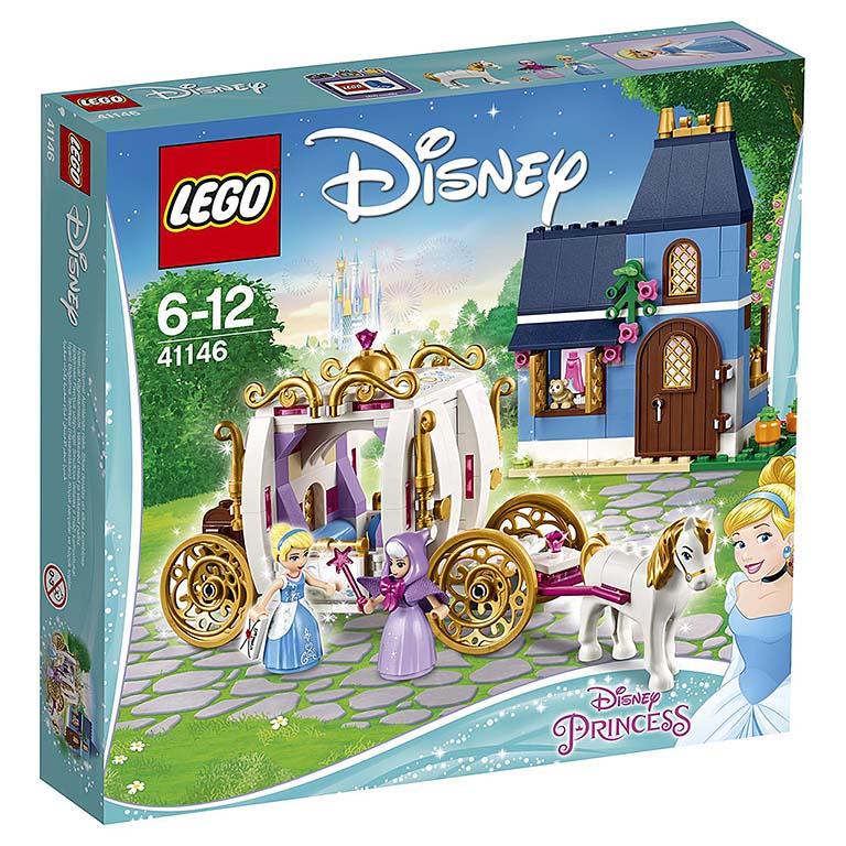 """41146 Disney Princess """"Сказочный вечер Золушки"""""""
