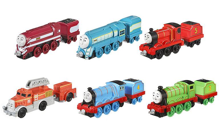 """DWM30 THOMAS AND FRIENDS """"Томас и его друзья: Большие паровозики"""""""