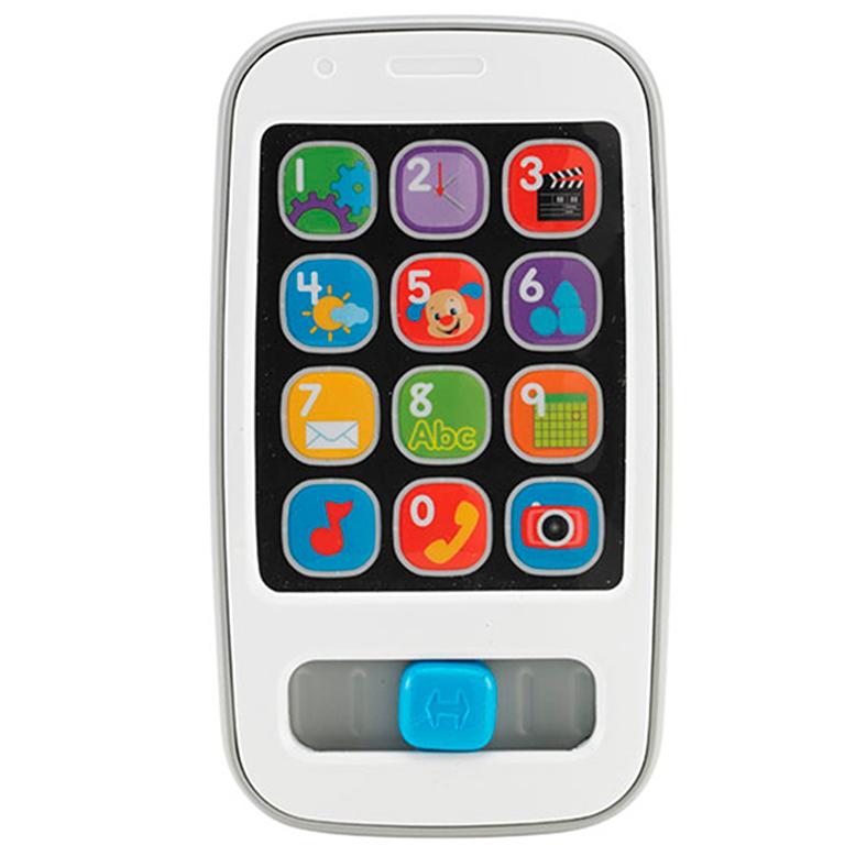 """CDF61 FISHER-PRICE """"Смейся и учись: игрушечный смартфон"""""""