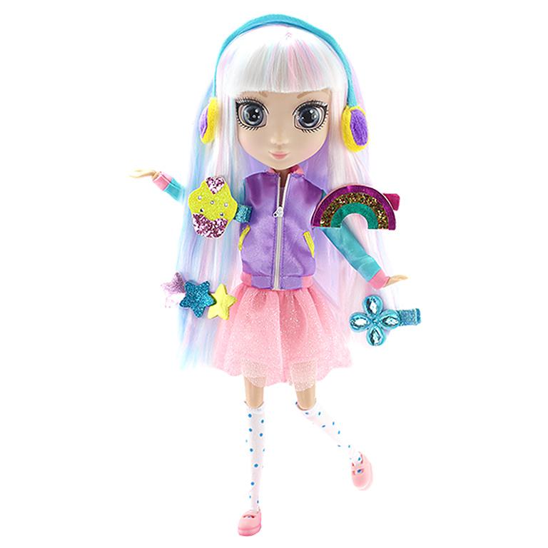 HUN6619 Shibajuku GIRLS Кукла 33см Сури2