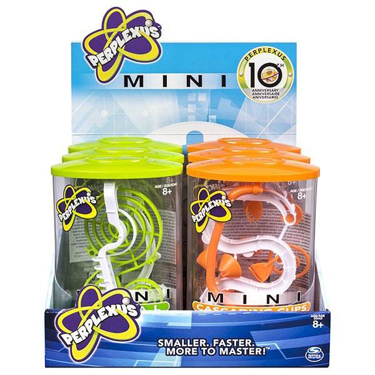 34603 Игра Spin Master головоломка Perplexus Mini