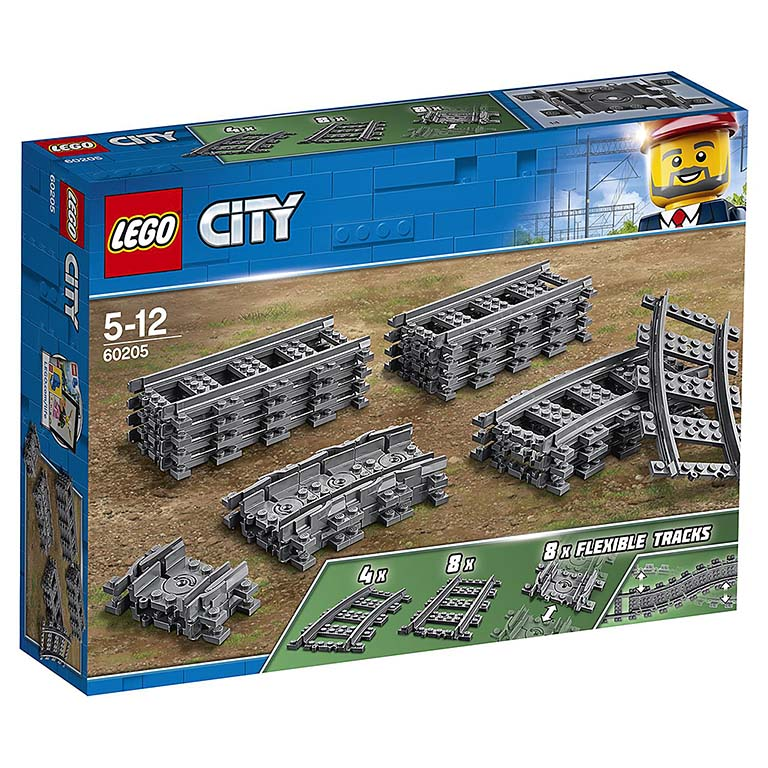 "60205  CITY ""Рельсы"""