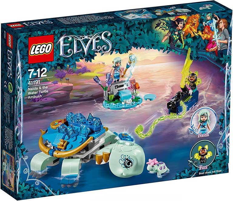 """41191 Elves """"Засада Наиды и водяной черепахи"""""""