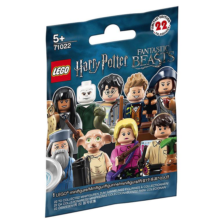 "71022 Минифигурки LEGO ""Гарри Поттер и Фантастические твари"""