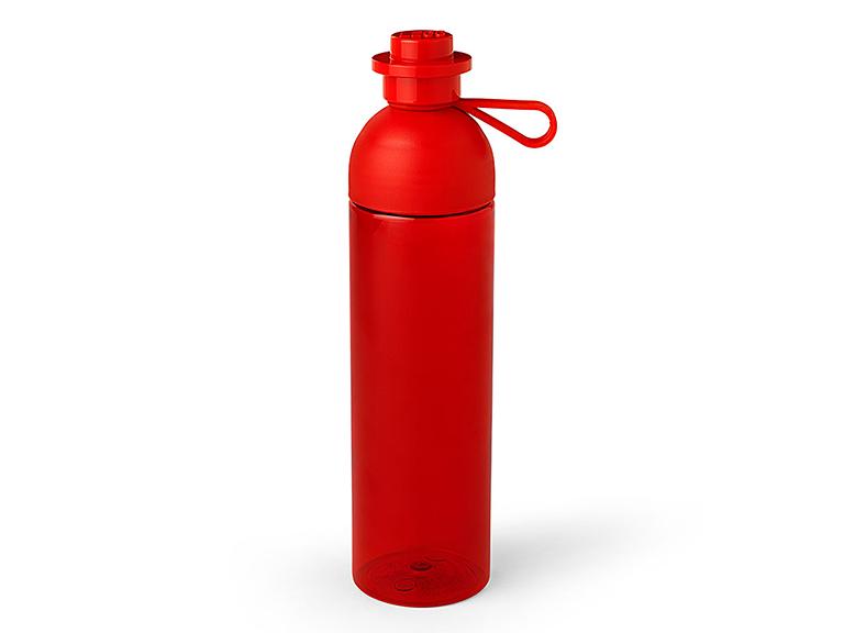 40430001 Бутылочка для питья LEGO 0.74л красная