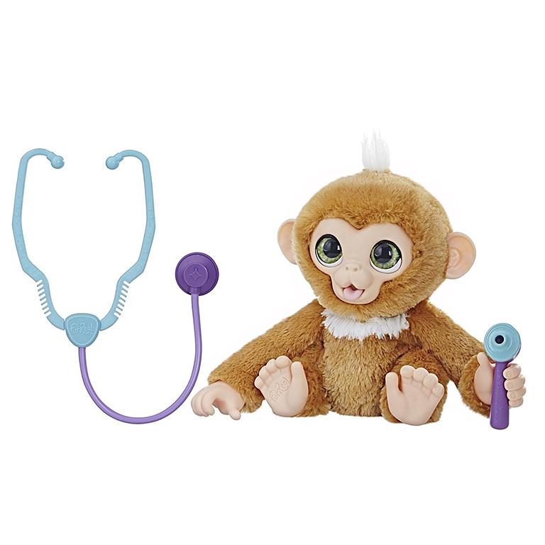 0367Е FURREAL Игрушка Вылечи обезьянку