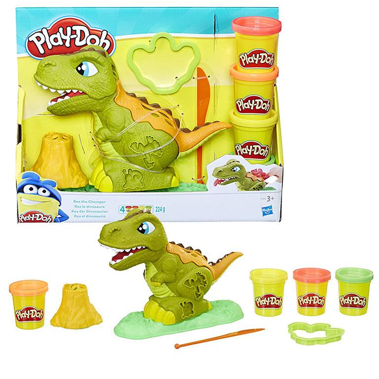 """Е1952 Play-Doh Игровой набор """"Могучий Динозавр"""""""