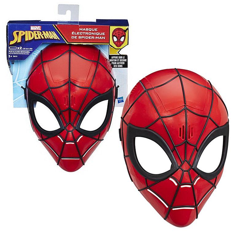 0619121 SPIDER-MAN Игрушка: маска спецэффектов героя