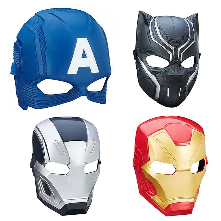 6654 Hasbro Avengers маски героев в ассортименте