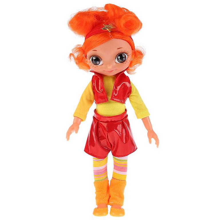 SP0117-A-RU-OTF Кукла озвуч. Сказочный патруль, Аленка 33см, с доп. набором одежды Карапуз
