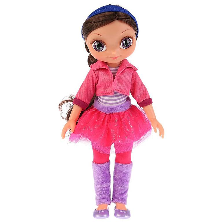 SP0117-V-RU-OTF Кукла озвуч.Сказочный патруль, Варя 33см, с доп. набором одежды