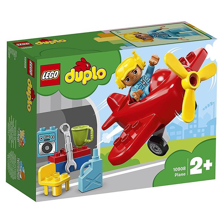 """10908 DUPLO """"Самолет"""""""