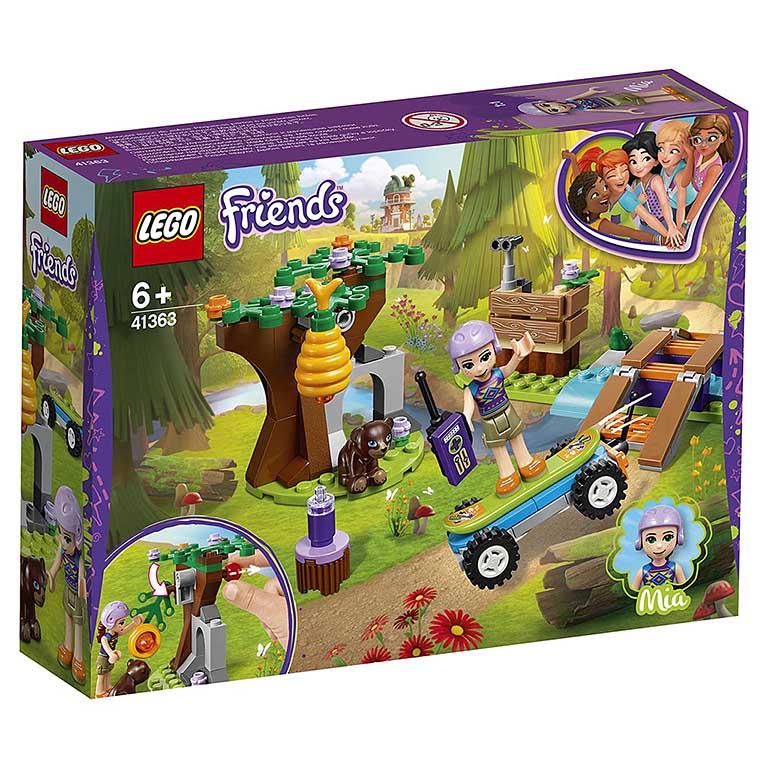 """41363 FRIENDS """"Приключения Мии в лесу"""""""