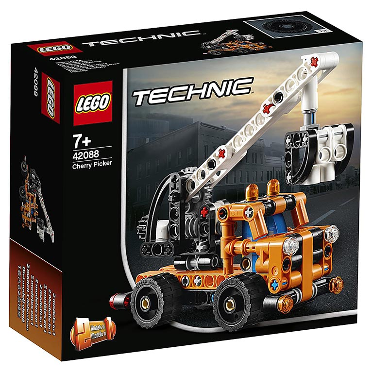 "42088 TECHNIC ""Ремонтный автокран"""