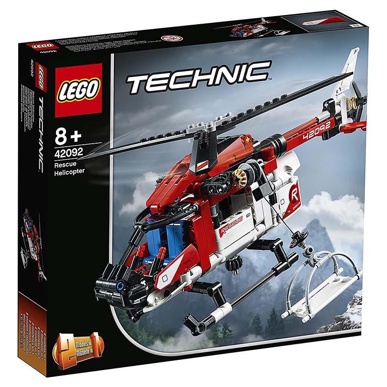 """42092 TECHNIC """"Спасательный вертолет"""""""