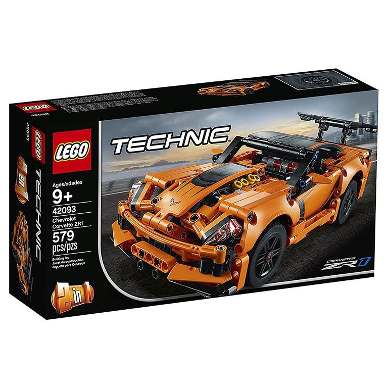 """42093 TECHNIC """"Chevrolet Corvette ZR1"""""""