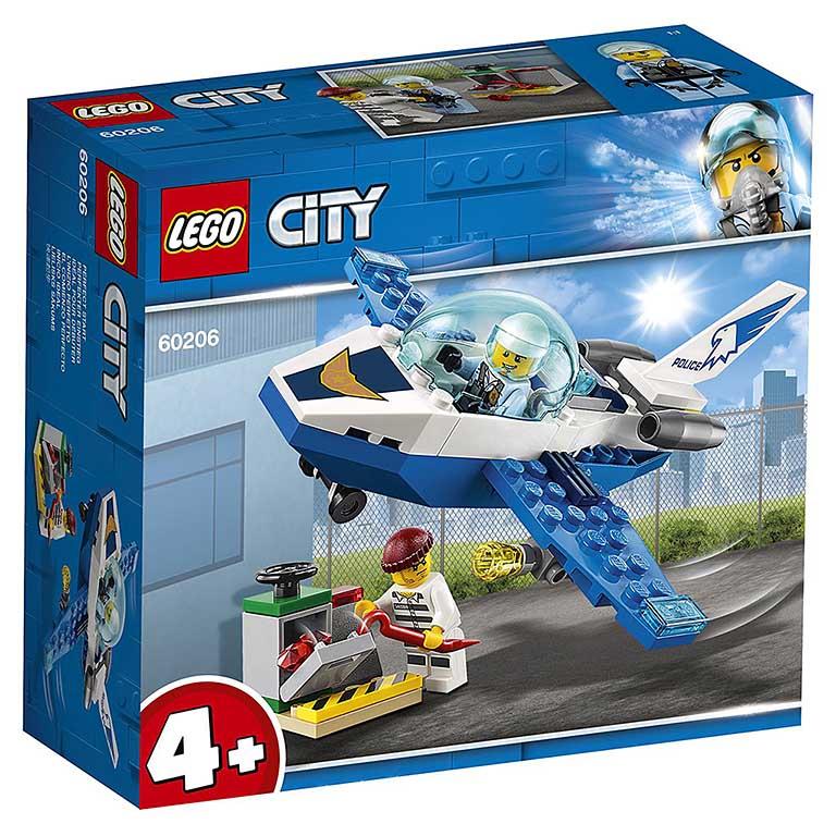 """60206 CITY """"Воздушная полиция: патрульный самолет"""""""