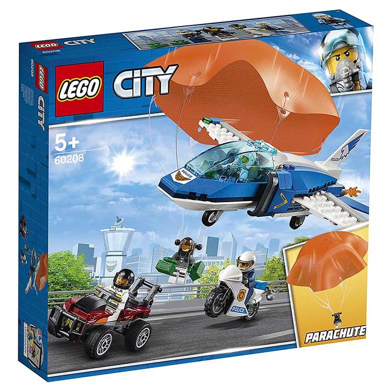 """60208 CITY """"Воздушная полиция: арест парашютиста"""""""