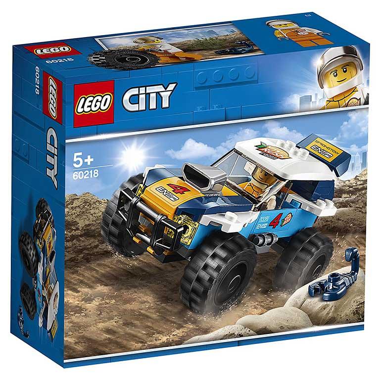 """60218 CITY """"Участник гонки в пустыне"""""""