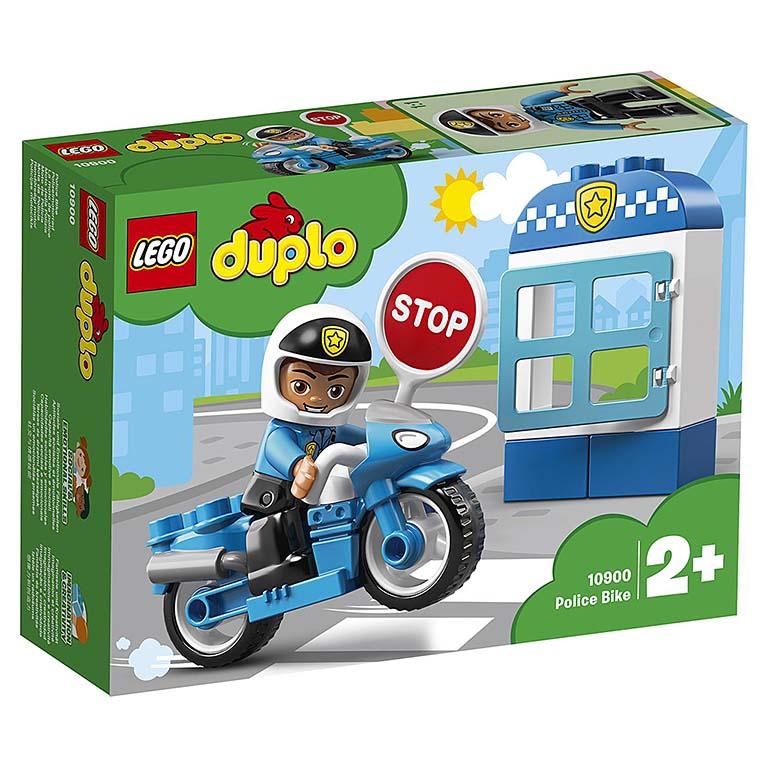 """10900 DUPLO """"Полицейский мотоцикл"""""""