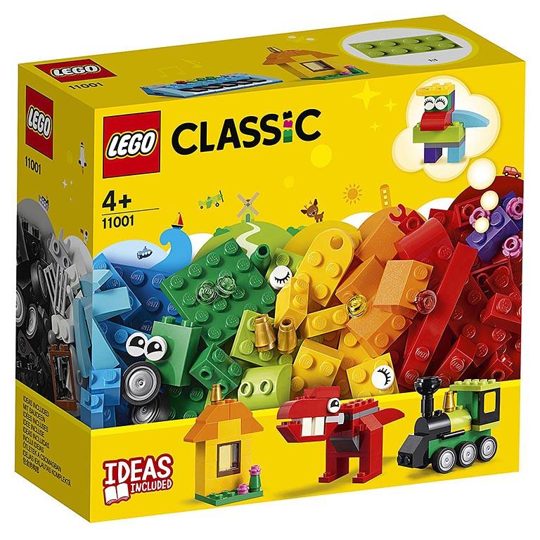 """11001 LEGO CLASSIC """"Модели из кубиков"""""""